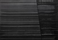 sample art work of Pierre Soulages