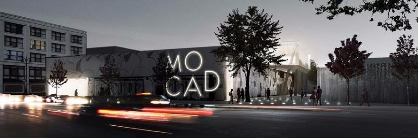 July 22 | The Ford Foundation awards $120,000 grant to the MoCAD